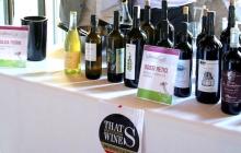 11 - Una selezione dei vini distribuiti da That's Wine