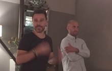 04 - Alberto del Bicerin con Jason Ligas