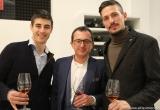 17 - Andrea Pesce, Federico Ferreri vincitore Masterchef 2014 e Andrea Sala
