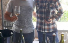 27 - Dalla Macedonia i vini di Jason Ligas