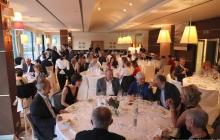 34 - I saloni dell'Altro Griso hanno ospitato la Cena di Gala