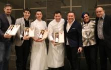 11 - Gli chef resident Vincenzo e Antonio Lebano