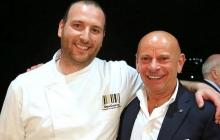 35 - Lo chef Luca Dell'Orto, Ristorante San Gerolamo