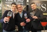09 - Gli organizzatori con Matteo Pastrello, sommellier Villa Crespi