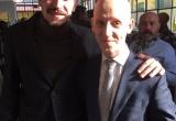 15 - Andrea Sala e Luca Cinacchi manager del ristorante Trussardi alla Scala