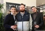 21 - Gli organizzatori Andrea Pesce e Andrea Sala con lo chef Manicone