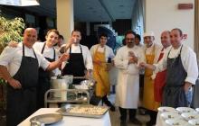 33 - Chef protagonisti della Cena di Gala di Io Bevo Così