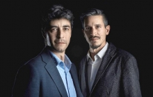 01 - Gli organizzatori Andrea Pesce e Andrea Sala