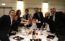 03 - Andrea Pesce e Andrea sala con lo Staff